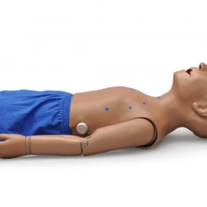 S314.200  Heart and Lung Sounds Five Year Simulator