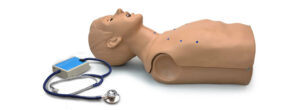 S315.200  Heart and Lungs Sounds Adult Torso