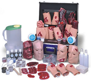 EMT Casualty Simulation Kit - PP00818