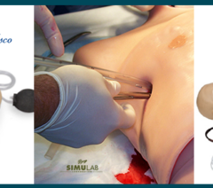 Reduce chest tube insertion complications with a chest tube insertion trainer