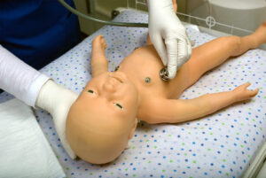 Tory™ Tetherless and Wireless Term Neonate Patient Simulator - S2210