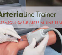 New Ultrasound ArteriaLine Trainer from Simulab