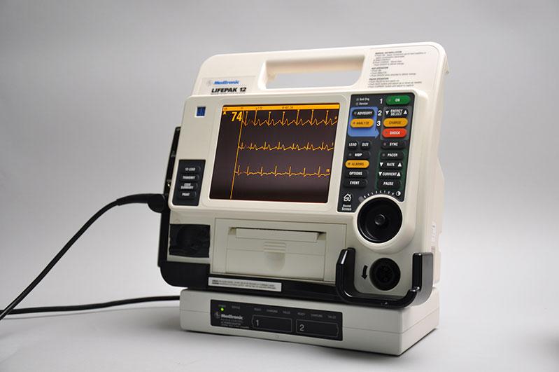 12 Lead ECG Simulator with Integrated MI Model - S1020