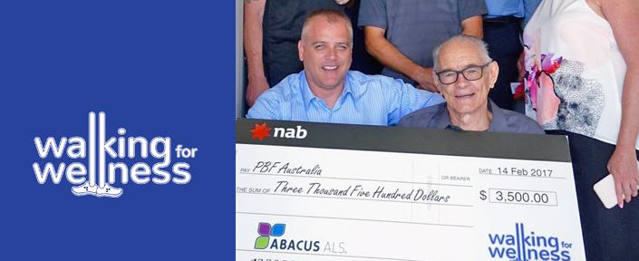 f54104549e0 Abacus ALS raises $3,500 for the Paraplegic Benefit Fund