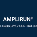 The new AMPLIRUN® TOTAL SARS-CoV-2 CONTROL (SWAB) is now IVD labelled.