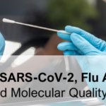 Molecular QC for SARS CoV2 + Flu + RSV